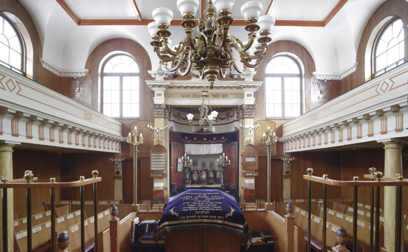 Sandys Row Synagogue: the East End shul undergoing a revival